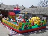 乌鲁木齐儿童充气城堡经营赚钱吗