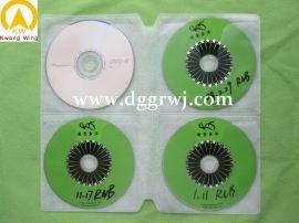供应八片装CD包内页袋/CD袋内页