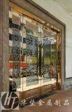 不锈钢玻璃门304隔音防火门