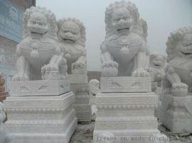 石雕麒麟-石狮子貔貅