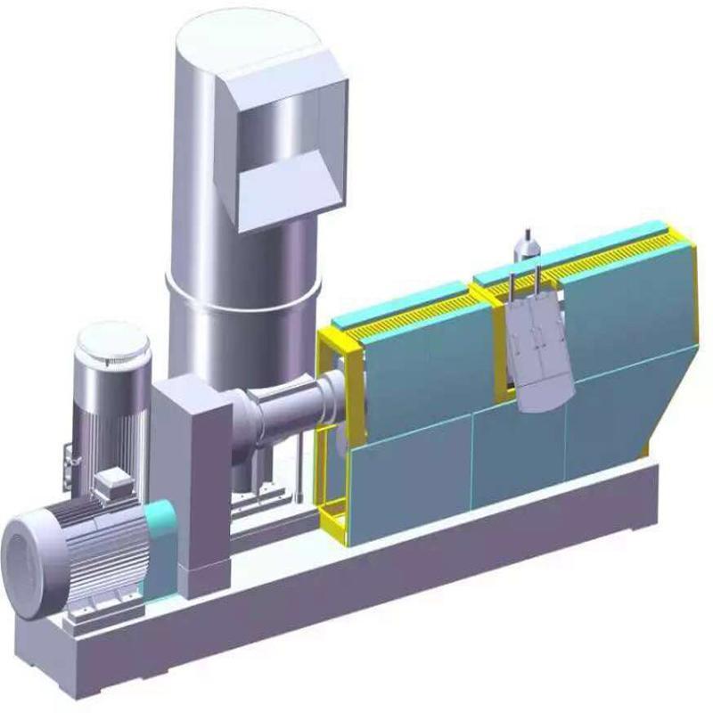 供应PVC造粒生产线  锥形双螺杆造粒生产线