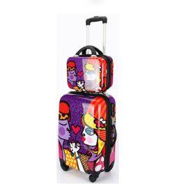 上海定制拉杆箱行李箱女万向轮旅行箱子母箱包20寸24寸28寸潮流