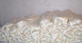 桑蚕丝棉(机制)