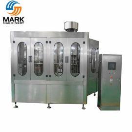 现货供应全自动瓶装矿泉水纯净水生产线 全自动三合一水灌装机