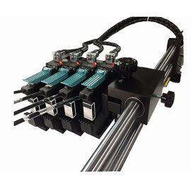 上海码图惠普喷码机 全自动喷码机 二维码喷码机