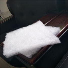 供应睡袋树脂棉 童车树脂棉 防火 环保