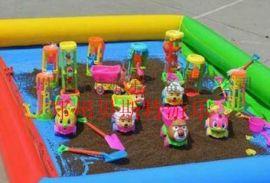 湖南兒童沙灘池正品決明子玩具全部好玩