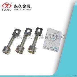 防水DTF-185平方镀锡铜鼻子 防水接线端子