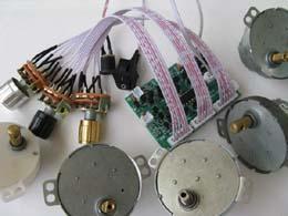 旋转表盒专用静音马达控制板等机芯配件