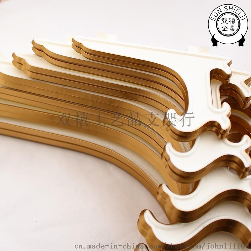 8寸白金歐式美式臺灣盤架亞克力展示架證書相框擺臺茶餅架木盤架餅幹架獎牌架子酒店陶瓷擺件