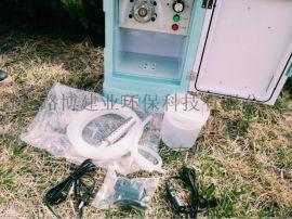 自动判断与控制管路清洗排空功能LB-8000F