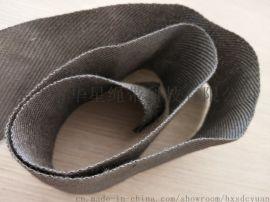 专业生产不锈钢纤维织带  不锈钢纤维套管