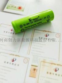 环保镍氢电池平帽AA1800mAh可充电可循环