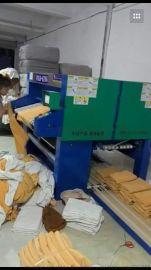 桂林低价出售二手毛巾折叠机