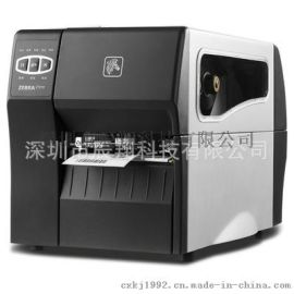 Zebra ZT210条码打印机 203dpi新款斑马打印机 不干胶标签打印机