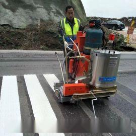 安徽巢湖市道路划线机|欢迎来电通道线划线机