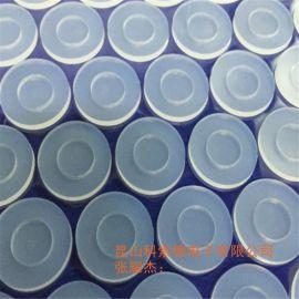 昆山硅胶垫片、橡胶垫片、防水垫片、背胶磨砂硅胶垫片