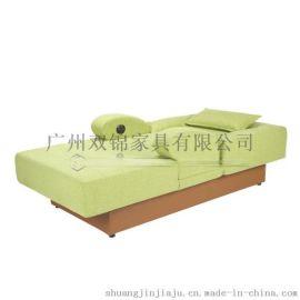 双锦家具 简约设计桑拿休闲沙发生产厂家 SN-636