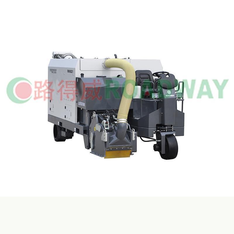 路面铣刨 路得威RWXB21铣刨回收机 铣刨机用途铣刨机用途
