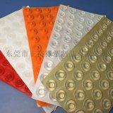 廠家直銷玻璃透明膠墊自粘防撞膠貼橡膠防滑腳墊