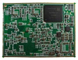 开发板 i.MX7D核心板 2路以太网工控板 双核异构 实时控制