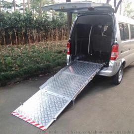 BMWR-3面包车后门手动轮椅导板装置