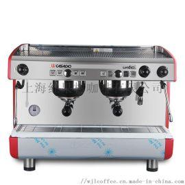 卡莎迪欧CASADIO商用电控版双头半自动咖啡机