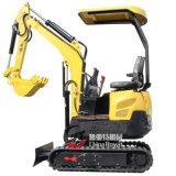 农用小型挖掘机全新 18型履带式微型多功能小挖机