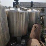 回收各种二手不锈钢储罐 二手30立方储罐
