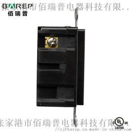 GFCI 15A 带保护门美式插座(无负载)