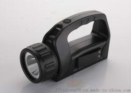 手提式强光巡检工作灯,带电量显示手提灯