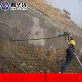 广西河池市中空锚杆预应力中空锚杆注浆设备