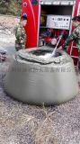 供应充气移动水囊 移动水池 便携式森林储水囊