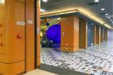酒楼门头包柱铝单板 冲孔镂空包柱铝单板