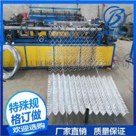 镀锌铁丝网 菱形护坡铁丝网 镀锌铁丝网生产厂家