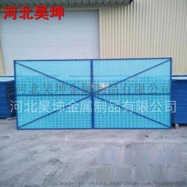 河北昊坤 建筑爬架网 镀锌板冲孔网