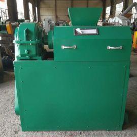 肥料挤压式造粒设备 细度可调对辊挤压造粒机