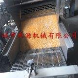 希源全自動食品上漿上糠機 無骨雞柳裹糠機工廠直銷