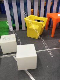 简约家居大方凳子模具 高凳子模具 成人凳子模具