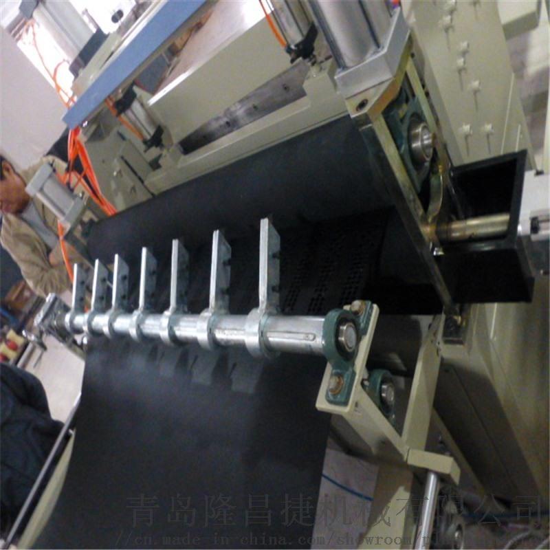 PPPE土工格室挤出设备PPPE塑料土工格室生产线