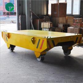 南昌生产无动力手推车轨道制动手推车厂家定制