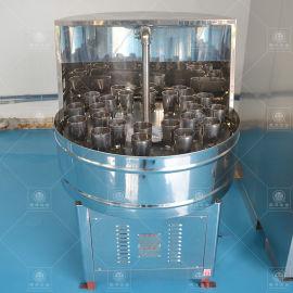 半自动洗瓶机 玻璃瓶多头冲瓶机不锈钢手动清洗机现货