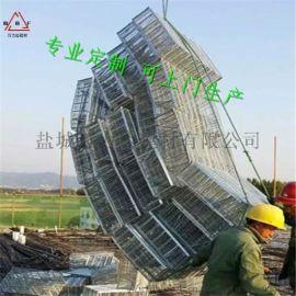 金属钢网箱,BDF钢网镂,金属网模,  钢质网状箱体