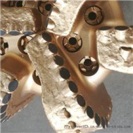 金刚石钻头镶嵌金刚石复合片
