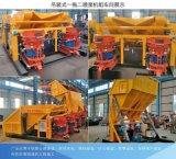 高效率干喷机组/吊装喷浆机组/吊装干喷机组视频图片