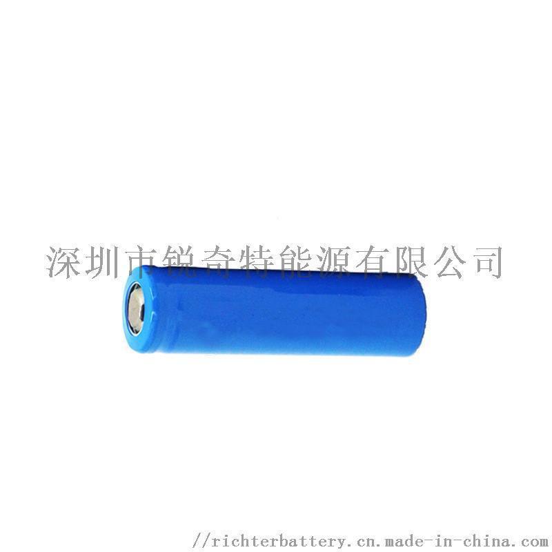 供應14500 3.7V850mah電動牙刷電池
