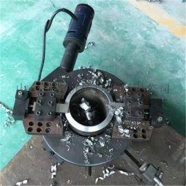 人和外卡管道坡口机 外卡式管子切割坡口机优点