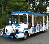 單節車廂仿小火車18座電動小火車