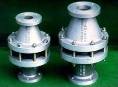 化工管道不鏽鋼阻火器(ZHQ-B)