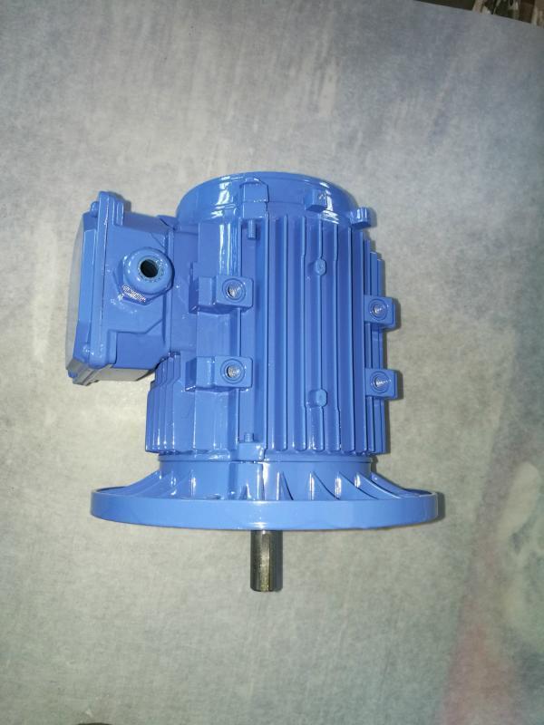供应 FS12A-4 0.37KW无风扇封闭自冷电机 青岛_源生纺织梳棉电机